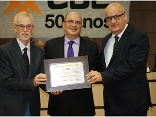 Esteio   CDL homenageada pelo seu cinquentenário