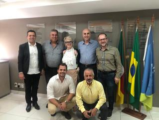 AGV apresenta nova diretoria para a gestão 2020/2021