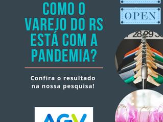 AGV realiza pesquisa inédita com empresários gaúchos