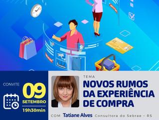"""Novos rumos da experiência de compra"""