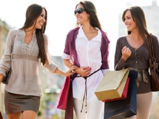 Confiança do consumidor atinge melhor nível em 2 anos