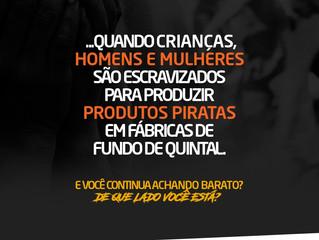 A CDL Rio Grande lança a campanha:   COMÉRCIO LEGAL, EU APOIO!