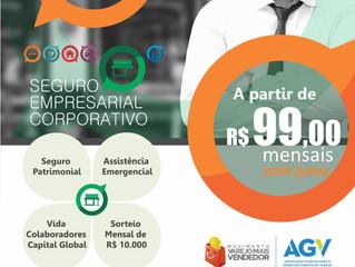 AGV lança Seguro para o Varejo