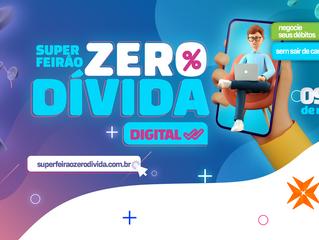 Passo Fundo | Super Feirão Zero recebe adesão de empresas para renegociações on-line