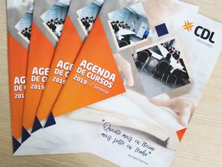 Passo Fundo | CDL lança Agenda de Cursos
