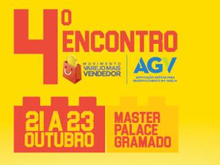 4º Encontro Anual da AGV será realizado em Gramado