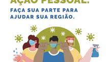 AGV cria campanha para engajar consumidor contra o coronavírus