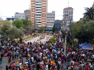 """Em alusão aos seus 50 anos, CDL Rio Grande realiza """"Praça da Alegria"""""""