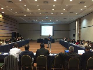 Manhã de trabalhos do Fórum da venda a prazo no varejo debate inadimplência, crédito e cobrança