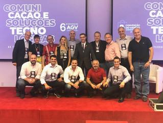 6ª Convenção da AGV reúne mais de 250 pessoas em Restinga Sêca