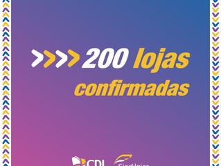 Liquida Santa Maria 2021 já tem mais de duzentas lojas participantes confirmadas