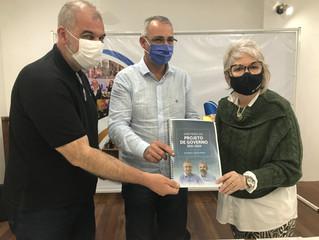 Santa Maria | Jorge Pozzobom é o primeiro a participar de painéis com candidatos à Prefeitura