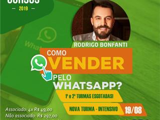 Passo Fundo | Curso de vendas pelo Whatsapp é sucesso na CDL