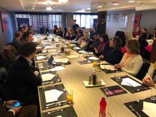 Diretoria da AGV reúne-se para debater questões do segmento