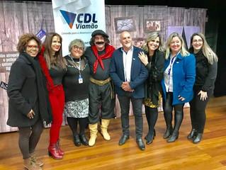 CDL Viamão - Entidade realiza primeira edição do Conexão Empreendedora