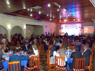 Sucesso no II Jantar do Comércio na CDL Viamão