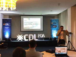 AGV participa da Convenção de Parceiras da CDL POA