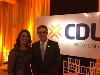 CDL Passo Fundo realiza posse da nova diretoria