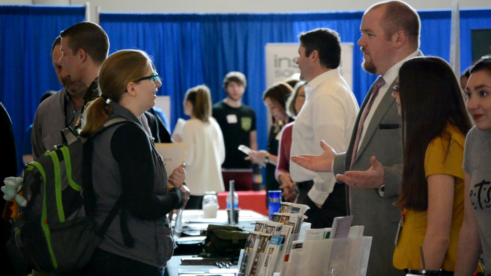 SUNY Plattsburgh Career Fair 2018