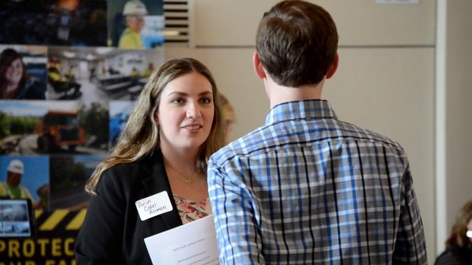 SUNY Plattsburgh Career Fair 2018