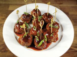 Spicy Teriyaki Meatballs