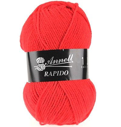 Annell Rapido - Nuances de rouge