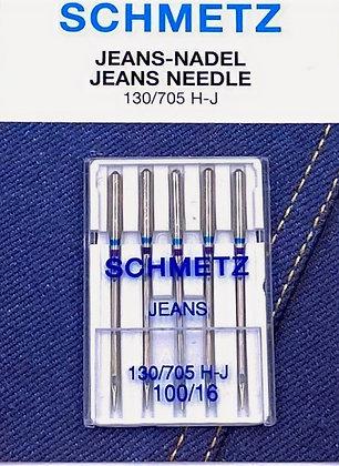 Aiguilles de machine spécial  jeans