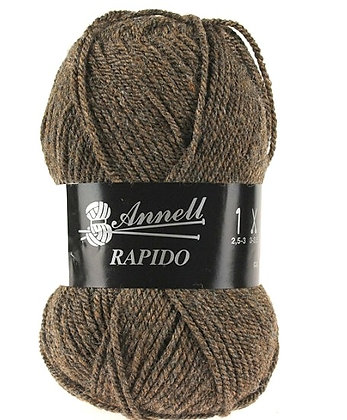 Annel Rapido - Nuances de brun