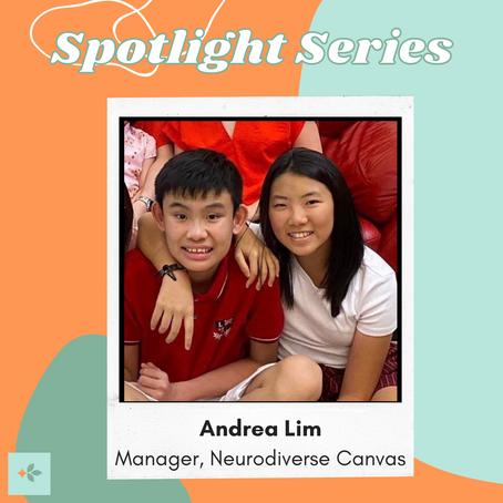 Sunday spotlight: ANdrea lim