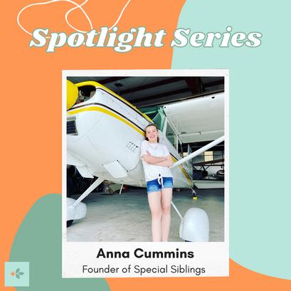 sunday spotlight: Anna cummins