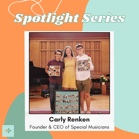 Sunday spotlight: Carly renken