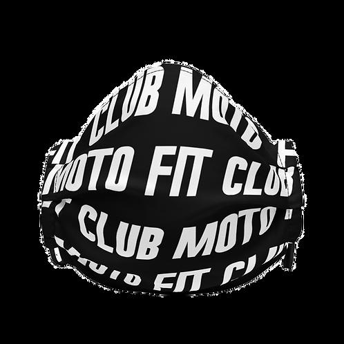 Moto Fit Club Premium face mask