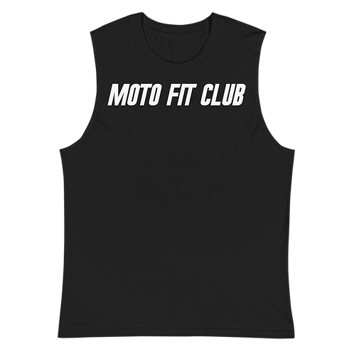 Moto Fit Club Essential Muscle Shirt