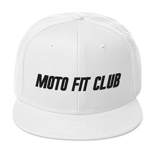 Moto Fit Club Snapback
