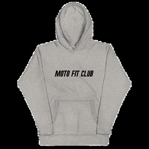 Moto Fit Club Essential Hoodie Black