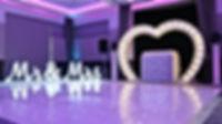 Italic Mr & Mrs, Led Dancefloor.JPG