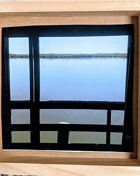 50- Window panes Ruth O ' Lil - window P
