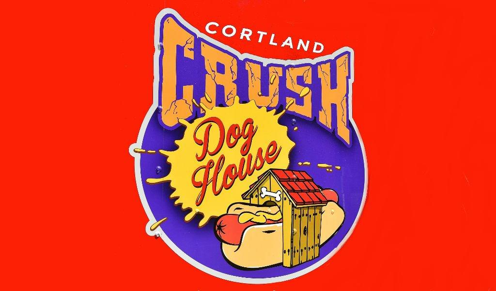 Cortland Crush Dog House