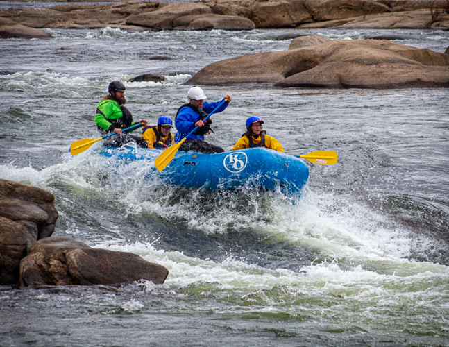 James River Rafting