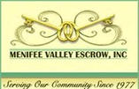 Menifee Valley Escrow, Inc