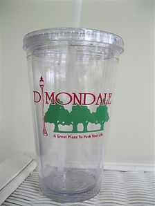 Tumbler sold to support Danford Island Park