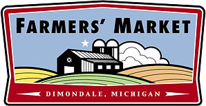 Dimondale Farmers' Market Logo