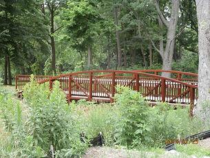 Bridge at Danford Island Park
