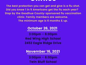 Goodhue County Flu Clinics