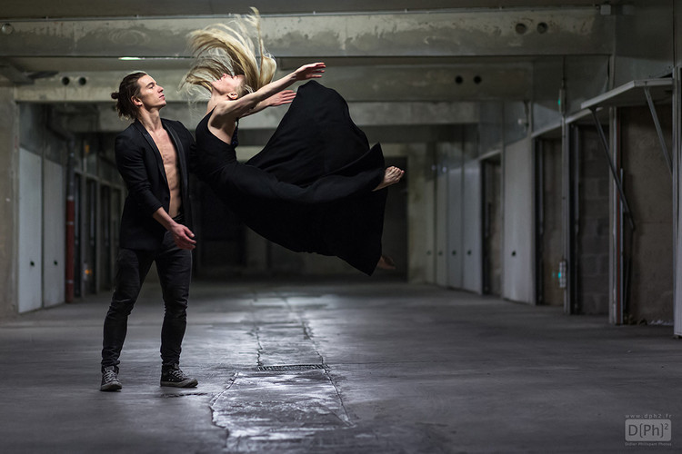 Exposition • DANCE UNDERGROUND PROJECT • Didier Philispart