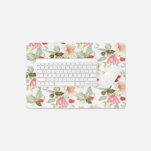 Floral Bouqet Desk Mat
