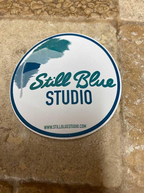 Sticker - Still Blue Studio
