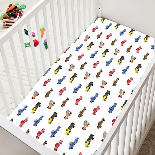 Trucks Crib Sheet