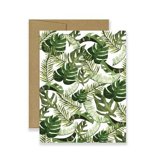 Palm Card