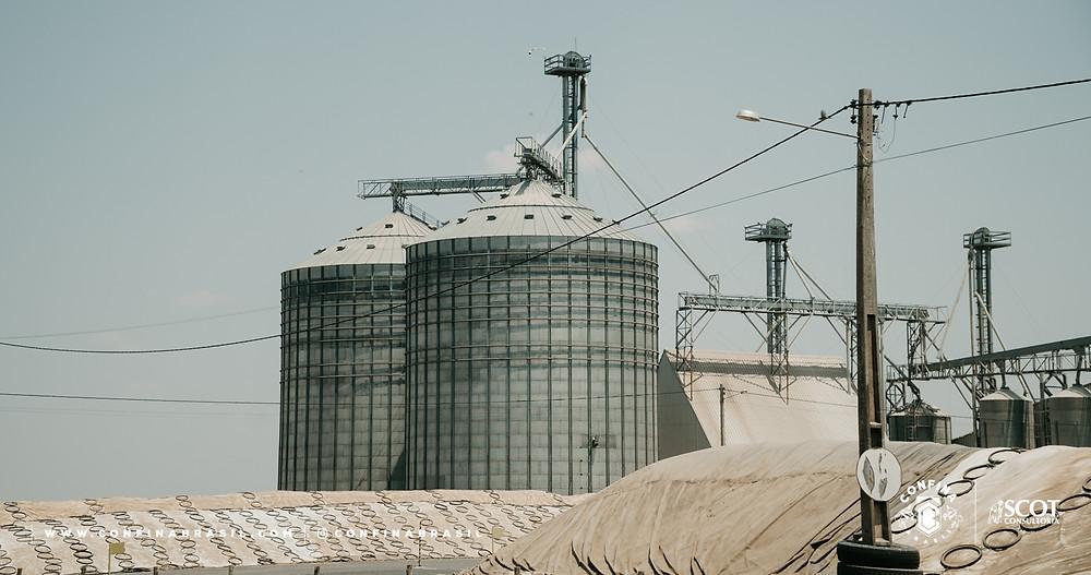 captar agrobusiness no confina brasil